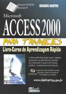 Microsoft Access 2000: para Trainees