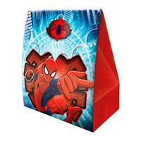 Caixa Surpresa Regina Festas Ultimate Spider Man 8 Unidades