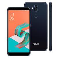 Smartphone Asus Zenfone 5 Selfie Pro ZC600KL Desbloqueado GSM 128GB Android 7.0 Preto
