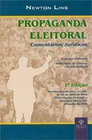 Propaganda Eleitoral - Comentários Jurídicos - 2ª Ed. 2006
