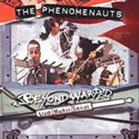 Cd The Phenomenauts  - Beyond Warped Live Music Series (Importado)