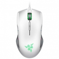 Mouse Gamer Razer LanceHead Tournament Mercury Edition Branco e Cinza