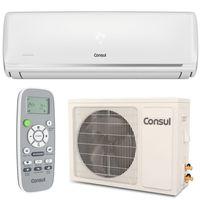 Ar Condicionado Split Hw Inverter Consul 9000 Btus Quente e Frio 220V Monofasico CBJ09EBBNA