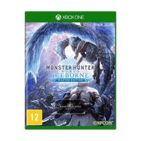 Jogo Monster Hunter World: Iceborne (Master Edition) Xbox One