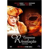 Casanova e a Revolução - Ettore Scola - Multi-Região / Reg.4