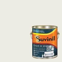 Tinta Acrilica Suvinil Acetinada Toque de Seda Papel de Seda 3.6 Litros