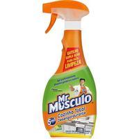 Limpador De Cozinha Mr Musculo Gatilho Limão 500ml