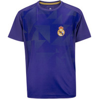 Camiseta Real Madrid Hala Madrid - Infantil - AZUL