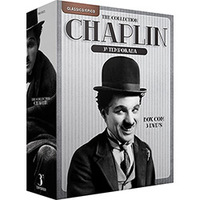 Box The Collection Chaplin 3ª Temporada 3 DVDs - Multi-Região / Reg. 4