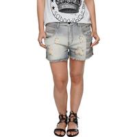 Short Oh Boy! Jeans Bordado