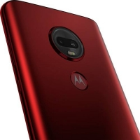 Smartphone Motorola Moto G7 Plus XT1965-2 Desbloqueado 64GB Dual Chip Android Pie 9.0 Rubi