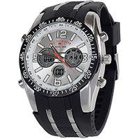 5a34d36de0b Relógio U.S Polo Assn USC9061 Masculino Analógico e Digital
