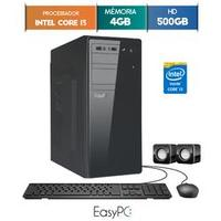 Computador Easypc 5559 Core I3 3.3GHz 4GB 500GB Windows 10