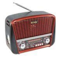 Rádio Retro Portátil AM / FM / USB / SD Livstar CNN 3201 BT