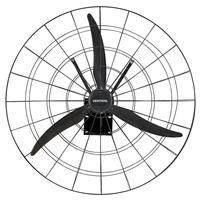 Ventilador de Parede Ventisol Industrial 1m Preto Premium Bivolt