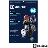 Saco Descartável para Aspirador Electrolux SBECL Azul