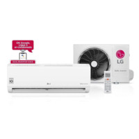 Ar Condicionado Split LG Dual Inverter Voice 9000 BTUs Frio