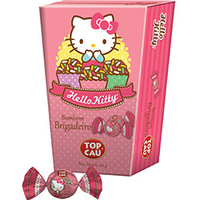 Bombom Top Cau de Brigadeiro Hello Kitty 92g