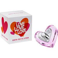 Perfume Agatha Ruiz de La Prada Love Eau de Toilette Feminino 80ml