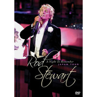 Rod Stewart Night To Remember Japan Tour - Multi-Região / Reg. 4