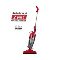 Aspirador De Pó Vertical WAP High Speed 1000W Vermelho