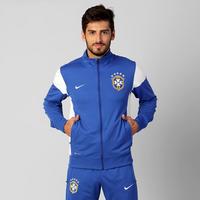 57d00599aa Agasalho Nike CBF Academy Knit Wup Masculino Azul