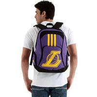 Mochila Adidas Lakers Roxa  ee9a7d1d545