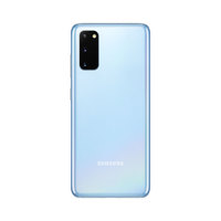 Smartphone Samsung Galaxy S20 SM-G980F Desbloqueado Dual Chip 128GB Android 10 Cloud Blue