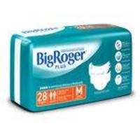 Fralda Geriatrica Big Roger Mega Plus M C/28