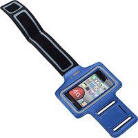 Braçadeira Iphone 4/4S e 3G/3GS Case Mix Azul