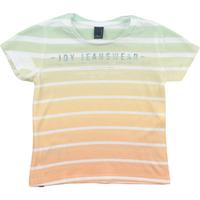 Camiseta Joy Premium Listras