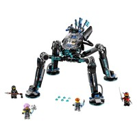 LEGO Ninjago The Ninjago Movie Aranha D`Água 70611
