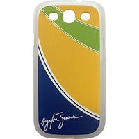Capa para Galaxy S3 Ayrton Senna Capacete Ikase