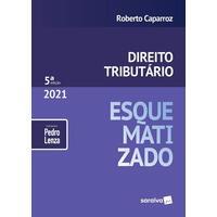 Livro - Direito Tributário Esquematizado - 5 ª Edição 2021