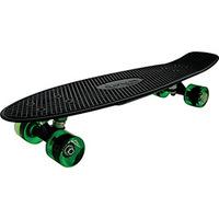 Skate Cruisers 4Fun 27 Led 4 Fun Skateboards Black