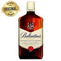 Whisky Ballantines Escocês 8 Anos Finest Garrafa 1 Litro