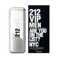 212 VIP Men de Carolina Herrera Eau de Toilette 100ml - Masc.
