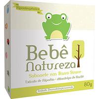 Sabonete em Barra Bebê Natureza Suave