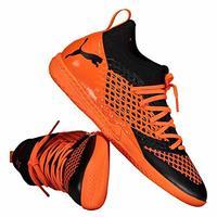 b85d96b8204b6 Chuteira Puma Future 2.3 Netfit IT Futsal Laranja | JáCotei