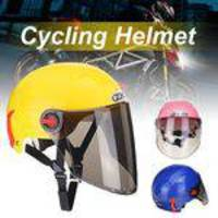Capacete Viseira Flip Up Capacetes Ciclismo Outdoor Sports Lente Dupla