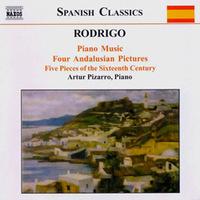 Rodrigo - Piano Music