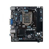 Placa Mae Lga 1151 Intel Centrium C2018 h310ch5 m2 Matx Ddr4 2666mhz Chipset H310 Hdmi Vga Ppb Oem