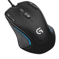 Mouse Logitech Gaming G300S Preto