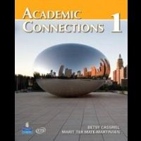 Academic Connections 1 + Myacademicconnectionslab