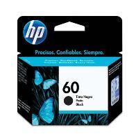Cartucho HP 60 CC640WB Preto