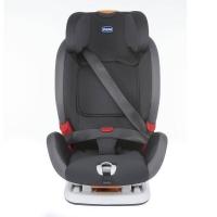 Cadeira Auto Chicco Youniverse Com Isofix Gr 1/2/3 9 A 36kg Jet Black