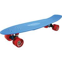 Skate Cruisers 4Fun 27 Led 4 Fun Skateboards Blue