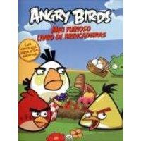 Angry Birds Meu Furioso Livro de Brincadeiras