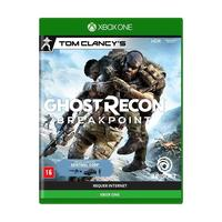 Jogo Tom Clancys Ghost Recon Breakpoint (Edição de Lançamento) Xbox One