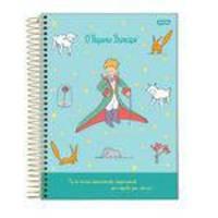 Caderno Universitário 15x1 300 Folhas Capa Dura 51368-15 Pequeno Príncipe Jandaia